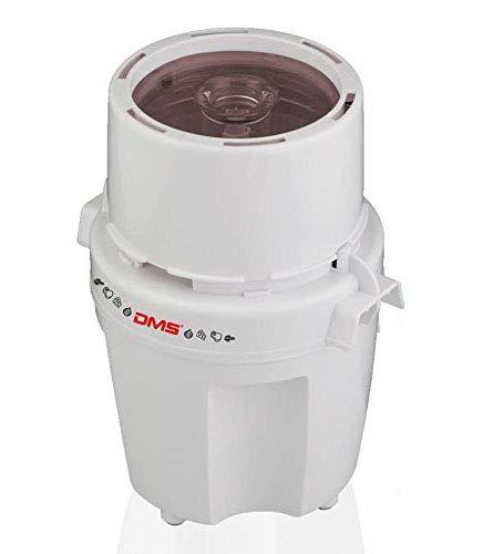 DMS ZK-800 Zerkleinerer Multizerkleinerer, Fleischwolf, Fleisch Zerkleinerer Mixer max. 800W Raspeln, Reiben