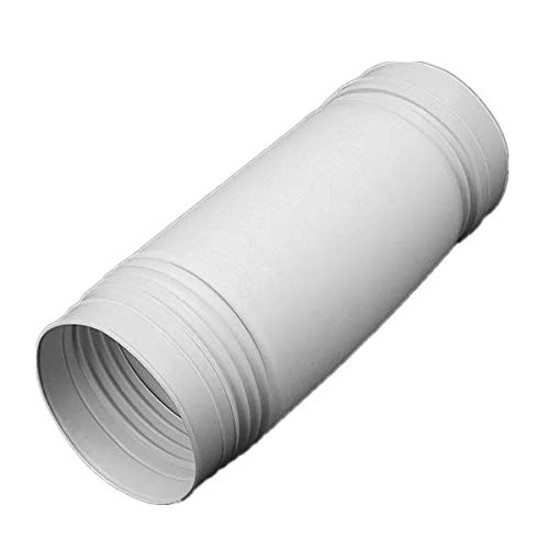 KUNSE 150Cm Flexible Portable Exhaust Schlauch PVC-Röhre Fits Air Conditioner 5 Dia Vent Hose -