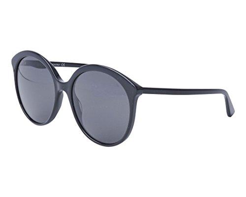 Gucci Damen GG0257S-001 Sonnenbrille, Schwarz (Negro), 59.0