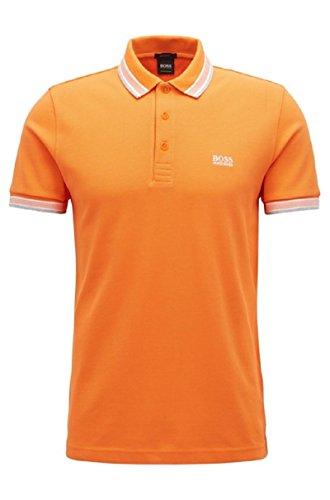 Boss Green Poloshirt Paddy für Herren, 50302557 Orange (813)