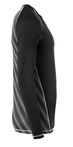 Kempa Team Sport Habillement adulte Attitude T-shirt à manches longues Noir - Noir