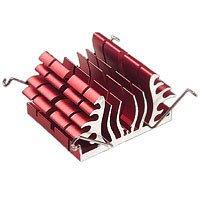 revoltec-northbridge-cooler-dissipateur-de-chaleur-aluminium-rouge