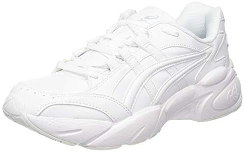 ASICS Gel-BND, Scarpe da Pallavolo Donna, Bianco White 100, 39 EU