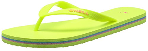 O'Neill FTW NORONHA, Infradito donna Giallo (Gelb (2011 New Safety))