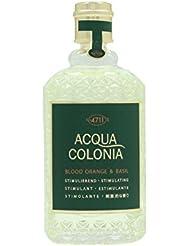 4711 Acqua Colonia Eau de Cologne Orange Sanguine et Basilic 170 ml