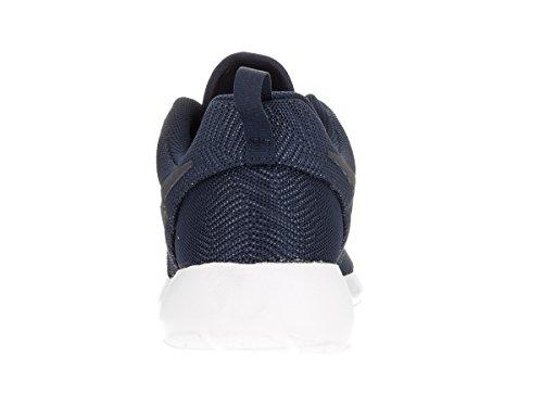 Nike Damen Wmns Roshe One Moire Turnschuhe Azul Marino (Obsidian / Obsdn-White-Brght Mng)