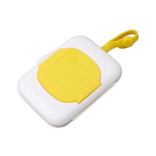 Lalang Baby Feuchttücher Box Kinderwagen Außeneinsatz Tragbare Hand wischt Box (002#)