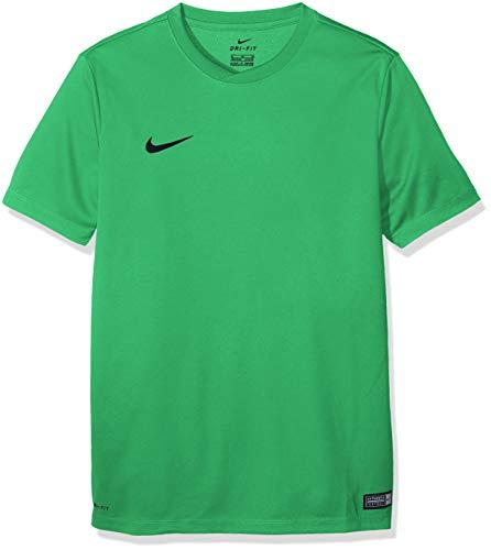 Nike Kinder Park Vi Trikot,725984-303,Grün (Hyper Verde/Black),S - Dri-fit-grün