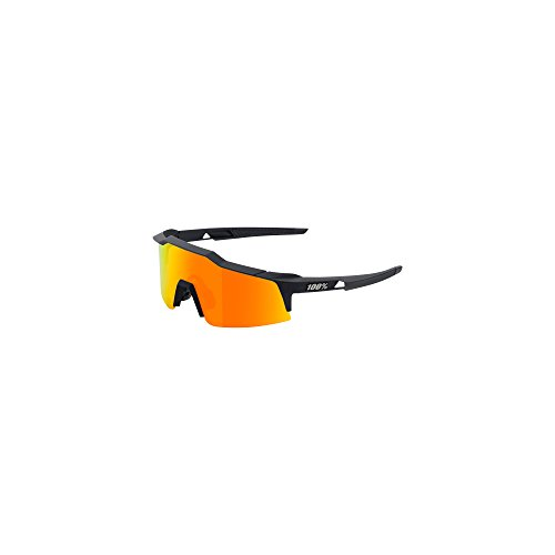 100% Sportbrille The Speedcraft Small Schwarz