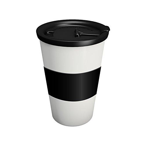 Ornamin 1210 Coffee To Go Becher, Kunststoff, Weiß