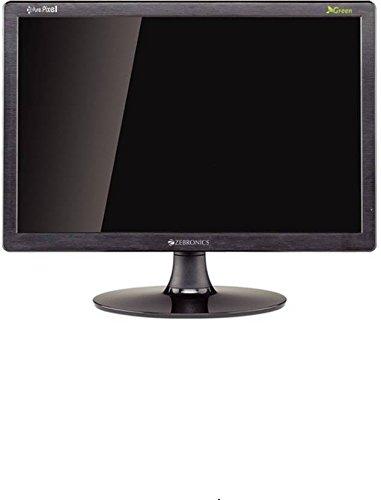 Zebronics ZEB-16A 39.6cm(15.6) LED Monitor (Black)