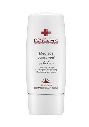 Cell Fusion C Medi Spa Sonnenschutz 70ml spf47 / pa +++ Schutz UV-Strahlen für alle Hauttypen Cell Fusion