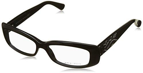 Giorgio Armani Unisex AR6024 Sonnenbrille, Grau (Gunmetal 300357), One Size (Herstellergröße: 60)
