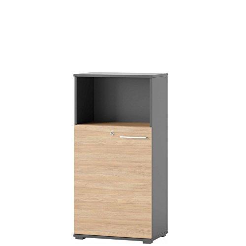 Büroschrank Schrank Kommode OMEGA mit Schloss (Omega-schränke)