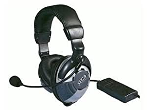 TEAC Stereo Headset mit Subwoofer Vibrationsfunktion