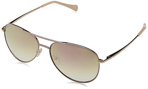 Ted Baker Damen Nova Sonnenbrille, Rosa (Pink), 57
