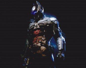 Robin Batman Arkham Knight 10x8 Zoll 25cmx20cm Foto Poster Plakat - Batman Arkham Robin City