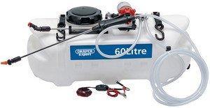 Draper 34676 60L 12V DC ATV Spot/Broadcast Sprayer