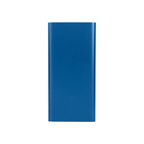 Mi 10000mAH Li-Polymer Power Bank 2i (Blue) with 18W Fast Charging