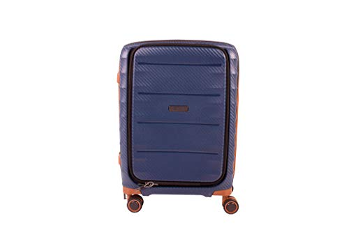Salvador Bachiller - Maleta con Compartimento para Ordenador Valkiria Ti282420qz Azul 50cms