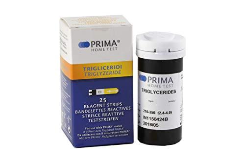 PRIMA 3-2 in 1 - Ricarica 25 Strisce Trigliceridi