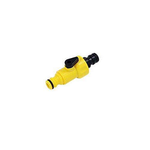 Generic Ycuk150729–6 < 1 & 3987 * 1 > (0752) Ivider Conn intercalaire connecteur Pro Max 2 voies Vanne de tuyau d'arrosage avec système de verrouillage (0752) Pro Max 2 W