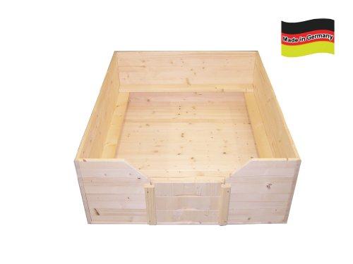 Artikelbild: Easy-Hopper Wurfbox / Welpenbox / Schlafplatz Standard mit Welpenschutz 120x100 cm