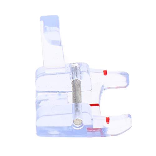 F Fityle Für Pfaff Nähmaschine Freihand-Stick Nähfuß Zum Quilten # 820976096 - Free Motion Open Toe Foot