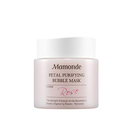 Mamonde Petal Purifying Bubble Mask 100Ml Brighting Mask