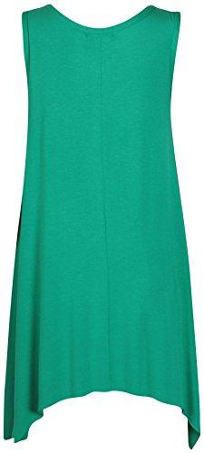 Purple Hanger -  T-shirt - Donna Jade Green