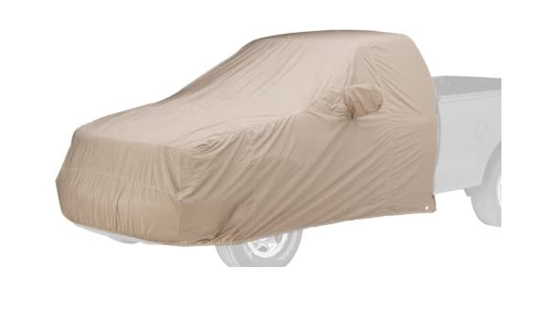 Taupe C13899TS Covercraft Custom Fit Dustop TechSoft Series Car Cover