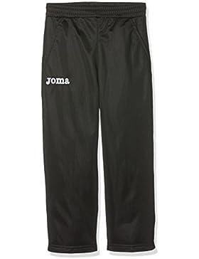 Joma Cannes - Pantalón largo deportivo para niños de 8 años, color negro