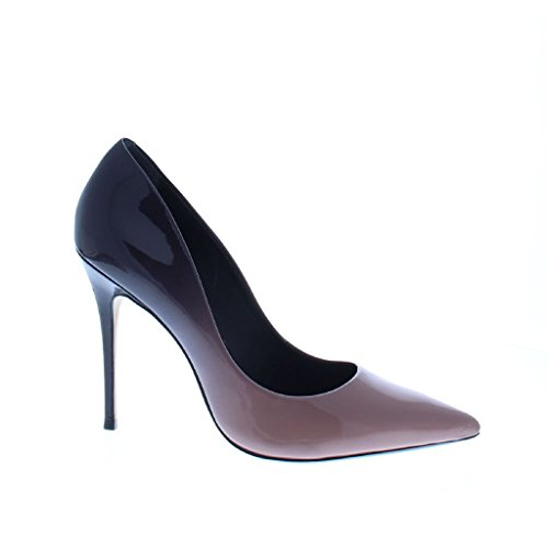 Bronx Dusty Pink Leather Dress Shoe