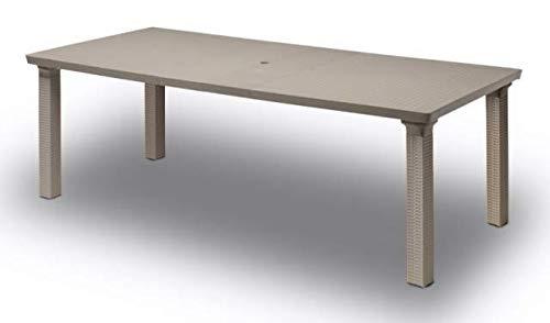 Scab Rudiano sab342 Table tressé Triple, Taupe