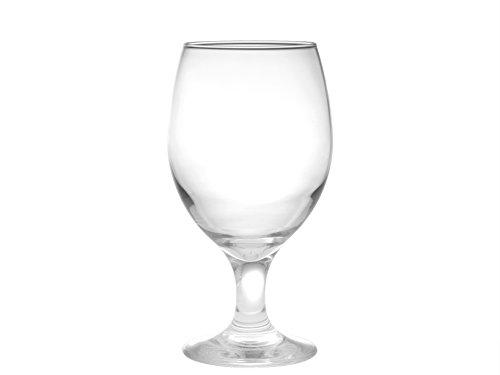 Pasabahce Bistro set de 12copas cerveza, cristal, transparente, 7x
