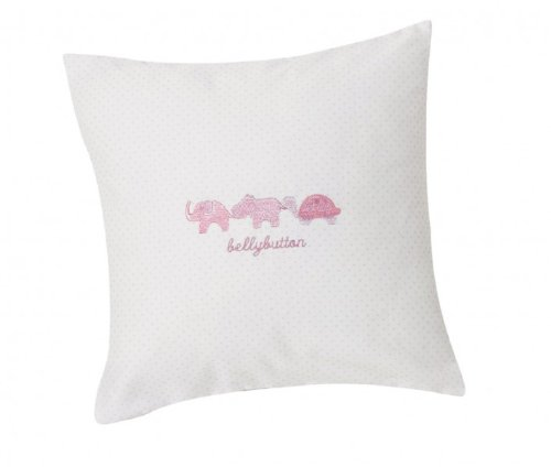 'ALVI 409003502 Coussin peluche rose Little Animal\