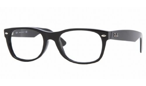 ray-ban-rb-5184-lunettes-de-soleil-mixte-noir-shiny-black-50mm