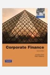 Corporate Finance with Myfinancelab by Jonathan Berk (2010-01-14) Paperback