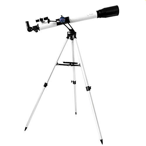 FGKING Telescopio, telescopio Refractor astronómico 450x70mm-refractor para Principiantes y niños para observar...
