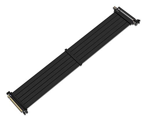 EZDIY-FAB All New PCI Express 16x Flexibles Kabel Karten Verlängerung Port Adapter High Speed Riser Card-60cm Upgrade versie -