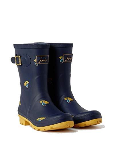Joules Damen Molly Welly Gummistiefel, Blau (Navy Ducks NAVYDUCKS), 40/41 EU (Marine Toms Schuhe)
