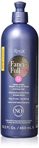 Roux Fanci-Full Rinse, 41 True Steel, 15.2 Fluid Ounce by Roux -