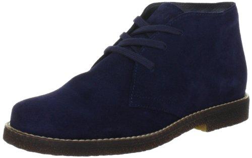 Docksteps BRICK-LANE 220 DSJ101324, Chaussures basses garçon Bleu-TR-SW441