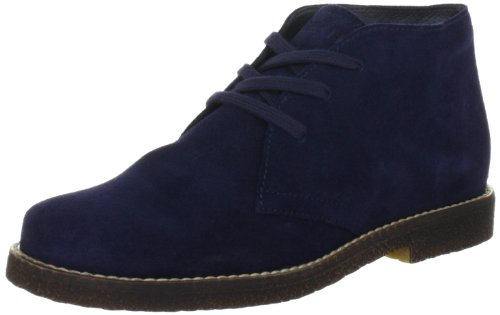 Docksteps Brick-Lane 220 DSJ101324, Scarpe stringate basse ragazzo, Blu (Blau (Blue)), 32