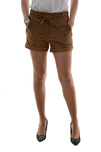 Short Only Fernanda Camel 40 Beige