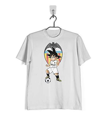 Ropa4 Camiseta Goku Valencia CF 2018-2019 (S)