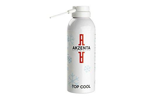200 ml Kältespray Eisspray Kühlspray Vereisungsspray von Akzenta bis -45 ° C