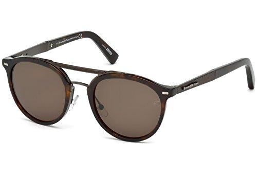 occhiali-da-sole-ermenegildo-zegna-ez0022-c50-52j-dark-havana-roviex