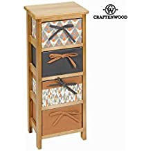 Mueble archie 4 cajones by Craften Wood