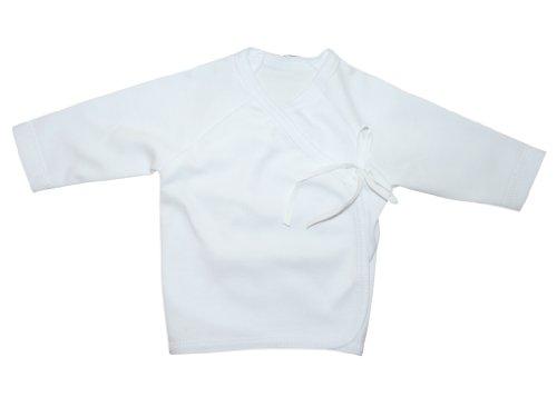 Langarmshirt, Baby Shirt, für Neugeborene und Babies, BY10 Gr. 62 (Baum, Weihnachten, T-shirt Weißes)